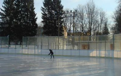 Ice arena – Vilnius (Lithuania)