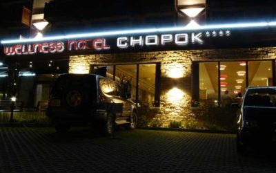 Wellness Hotel Chopok****