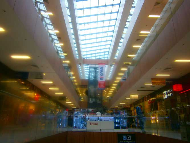OC Galéria MLYNY – Nitra