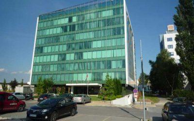 Business Center Moldavská