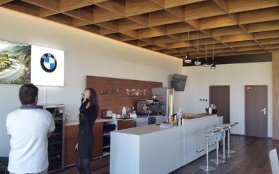 BMW showroom Košice